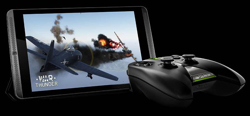 Nvidia Shield Tablet (War Thunder)