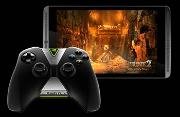 Nvidia Shield Tablet (Trine 2)