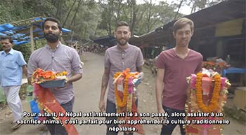 "Far Cry 4 ""Behind The Scenes"" : l'équipe Ubisoft au Népal (image 1)"