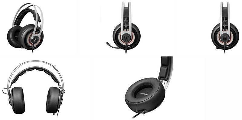 Casque Siberia Elite World of Warcraft Edition