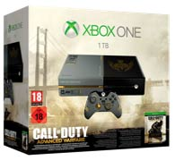 "Pack ""Call of Duty: Advanced Warfare"" Édition Limitée Xbox One"