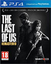 The Last Of Us Remastered PS4 Sony