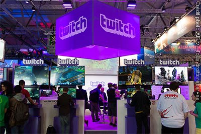 Twitch à la Gamescom 2014
