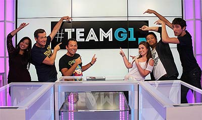 La TeamG1 de Game One