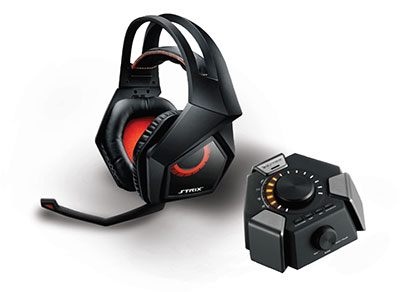 Casque gaming Strix DSP