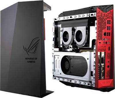 Mini-PC gaming G20 RoG (image 2)
