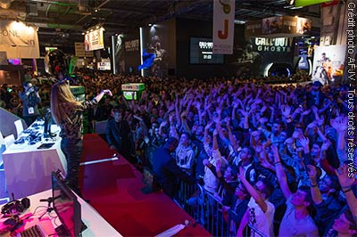 Paris Games Week (photo 2)