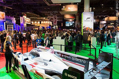 Paris Games Week (photo 4)