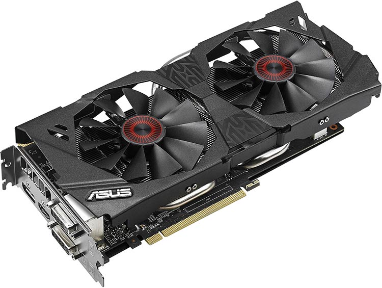 Carte graphique Asus Strix GTX 970