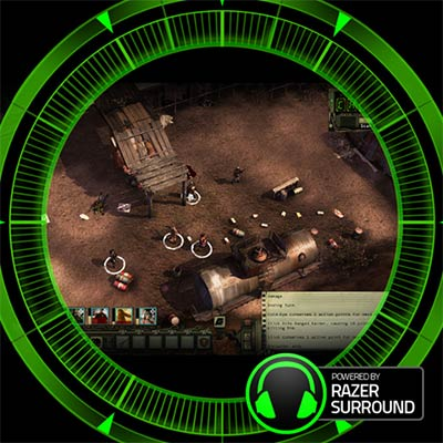 Wasteland 2 intègre la technologie Razer Surround