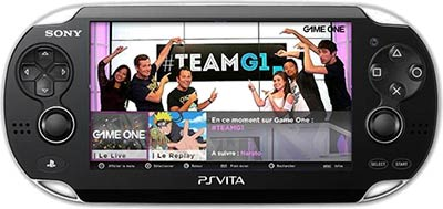 Game One sur PS Vita