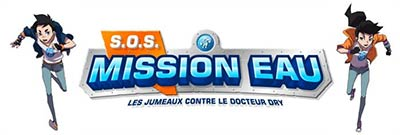 "Dowino réalise le serious game ""S.O.S Mission Eau"""