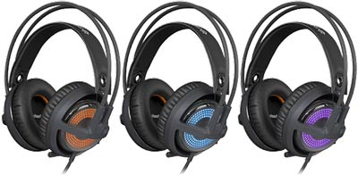 Casque SteelSeries Siberia v3 Prism