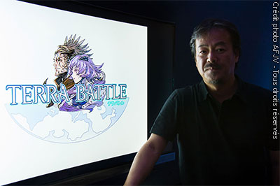 500 000 téléchargements pour Terra Battle de Gravity Europe