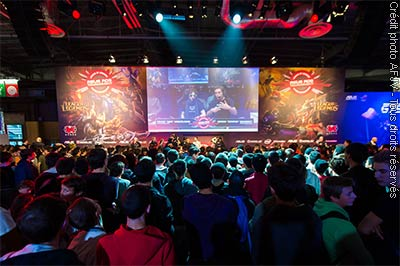 Asus à la Paris Games Week