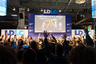 Stand LDLC