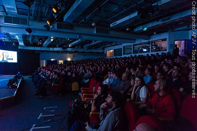 Les Ping Awards 2014 font salle comble