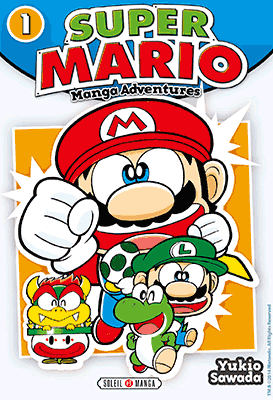 Super Mario - Manga Adventures 1