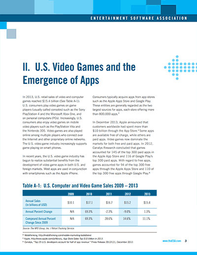 Video Games in the 21st Century: The 2014 Report (extract 1)