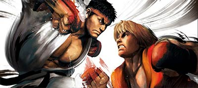 Kazuma Teshigahara, chef illustrateur 2D sur Street Fighter 4