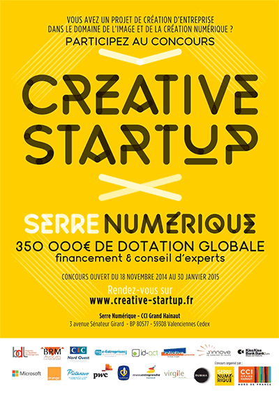 Concours Creative Startup