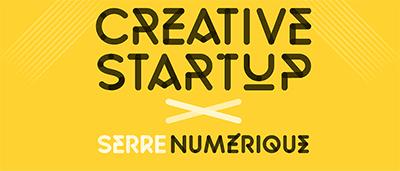 Concours Creative Startup de la Serre Numerique
