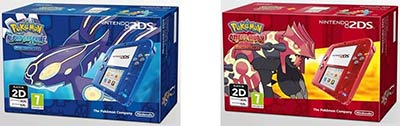 Pack Pokemon 2DS