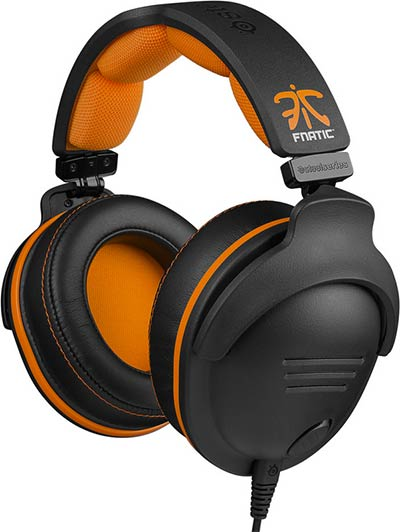Casque SteelSeries 9H Fnatic Edition