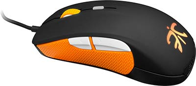 Souris SteelSeries Rival Fnatic Edition