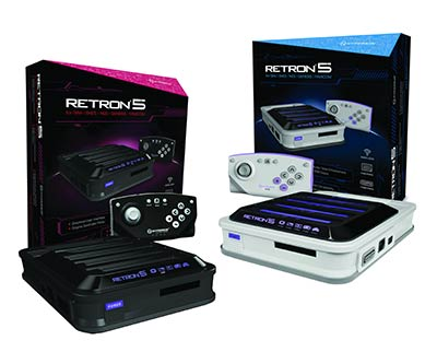 Console retrogaming Retron 5 (image 1)
