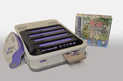 Console retrogaming Retron 5 (image 3)