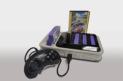 Console retrogaming Retron 5 (image 4)