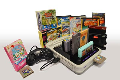 Console retrogaming Retron 5 (image 5)