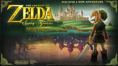 "Concerts ""The Legend of Zelda: Symphony of the Goddesses"""
