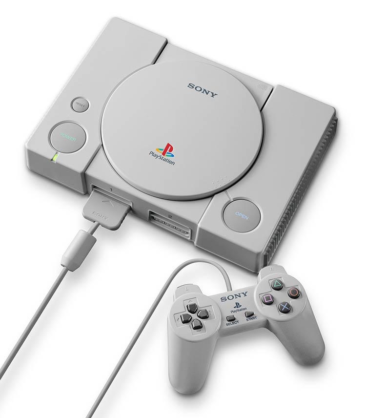 Console Playstation