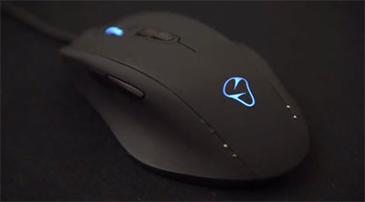 Souris Naos Quantified Gaming