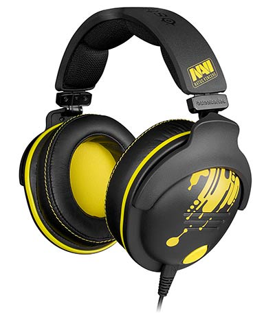 Casque Steelseries Natus Vincere Na'Vi 9H