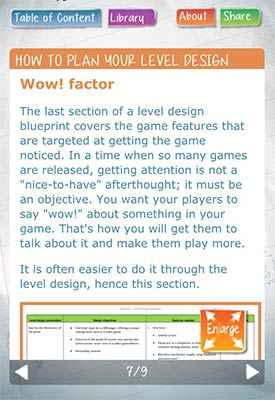 How to plan your level design