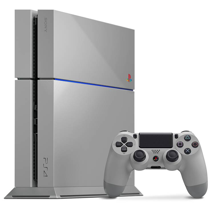 PS4 Edition 20th Anniversary