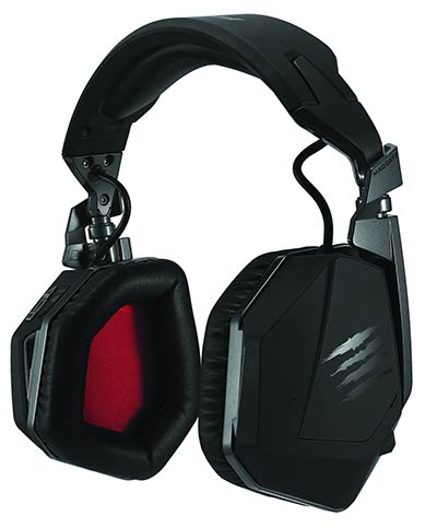 Casque surround sans-fil F.R.E.Q.9