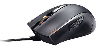 Souris gaming Strix Claw