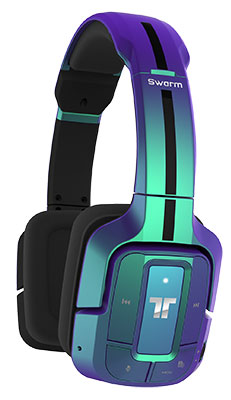 mad catz lance le casque mobile sans fil tritton swarm. Black Bedroom Furniture Sets. Home Design Ideas