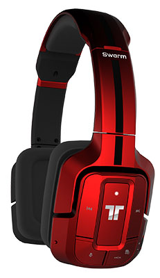 Casque mobile sans-fil Tritton Swarm rouge