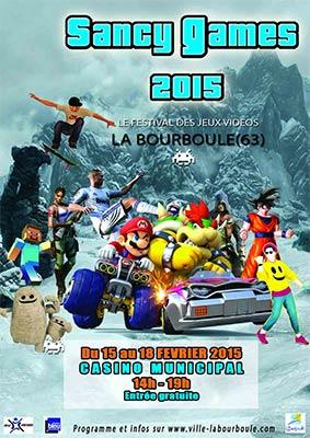 Sancy Games 2015