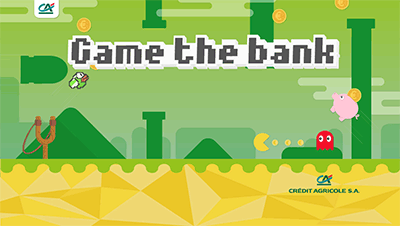 Hackathon Game The Bank