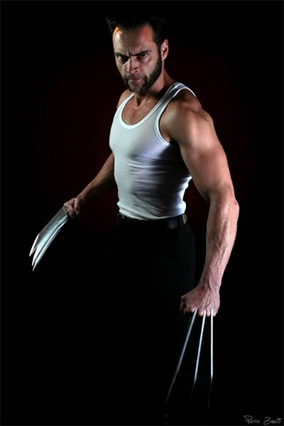 "Chris ""Wolverine"" Weyer - Le sosie officiel de Hugh Jackman"