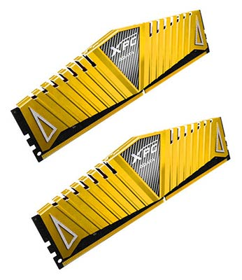 Mémoire DDR4 overclocking XPG Z1 Gold Edition