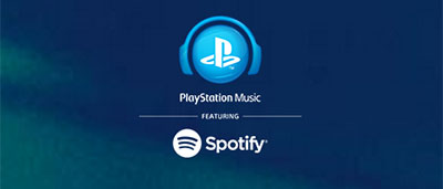 Spotify lance le service PlayStationMusic