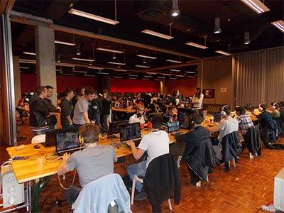 Helloworld le salon lillois des nouvelles technologies for Salon des nouvelles technologies