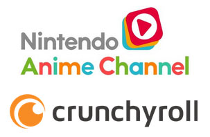 Nintendo Anime Channel / Crunchyroll
